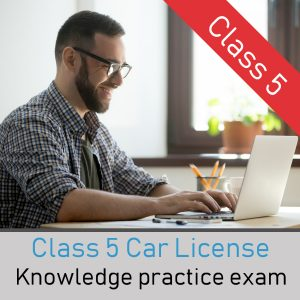 Practice test SAAQ automobile Exam